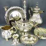 antikes Silber