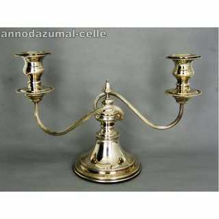 Art Deco 2 lights candelabra